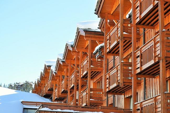О недвижимости в Альпах