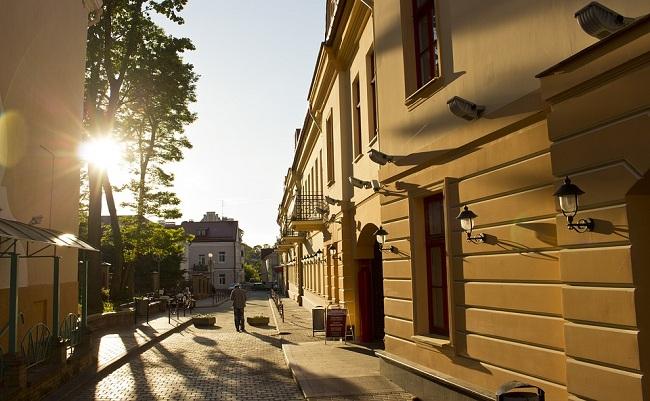 Недвижимость в Белоруссии