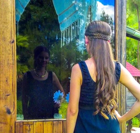 Бизнес-идея: рекламные зеркала