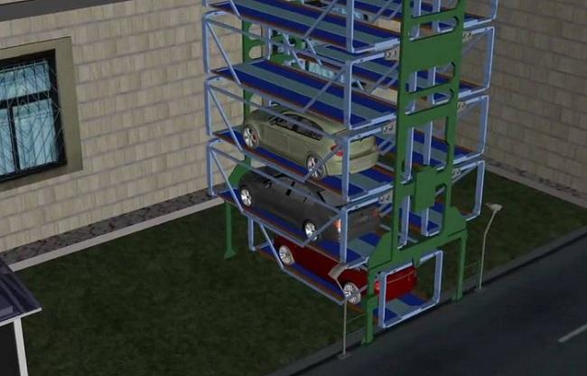 Бизнес-идея по открытию карусельной парковки