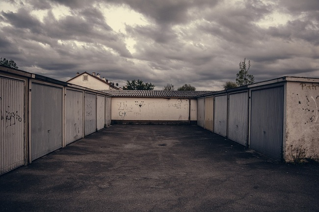 Инвестиция в гараж