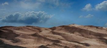 пустыня туризм