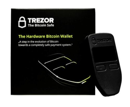 Лотерея Trezor