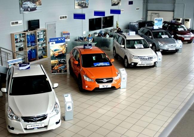 автомобильный бизнес выгодно начинать только по франшизе