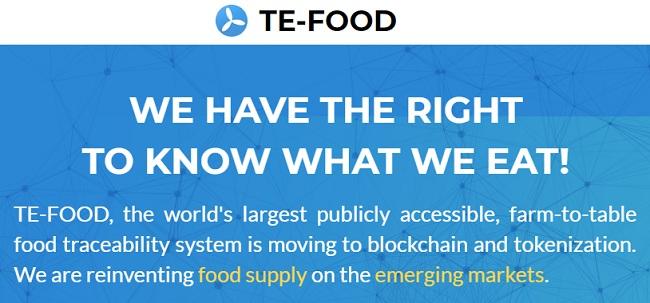 ICO TE-FOOD