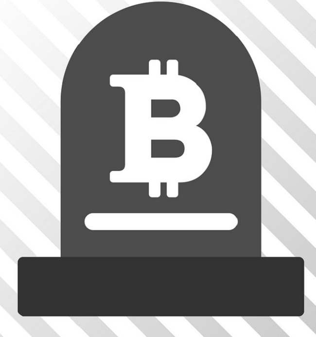 памятник технологии Blockchain